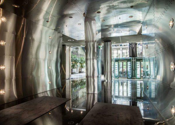 nowoczesna architektura wnętrza