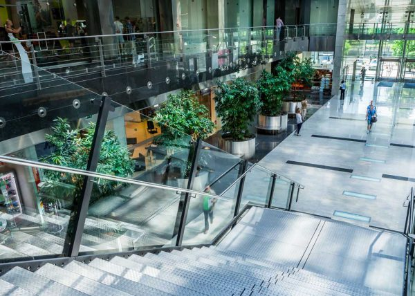 Centrum handlowe Fotografia cyfrowa