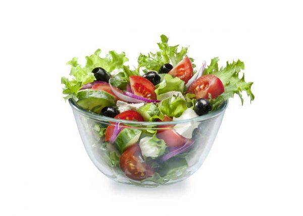 Zdjęcie produktowe sałatki