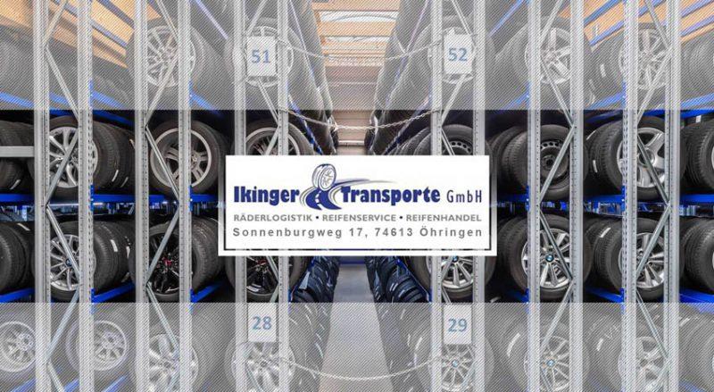 Ikinger Transport producent opon
