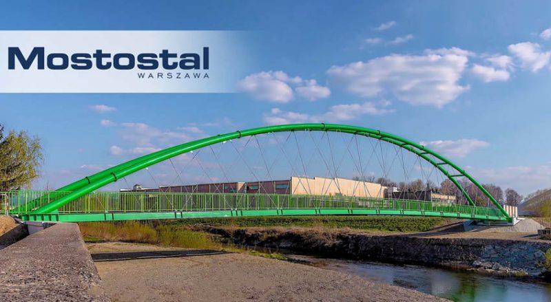 Most wykonany przez Mostostal