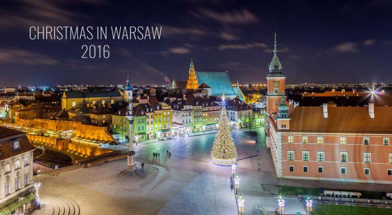 Święta w Warszawie 2016