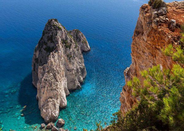 Fotografia wysp egzotycznych