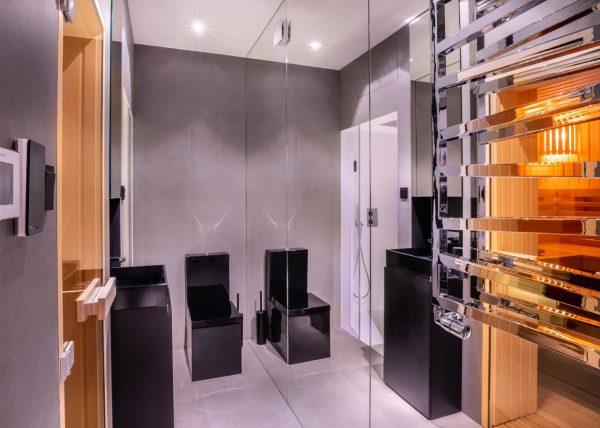 Profesjonalna fotografia sauny