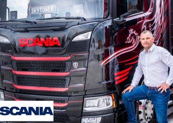 Scania Tir Zdjęcie