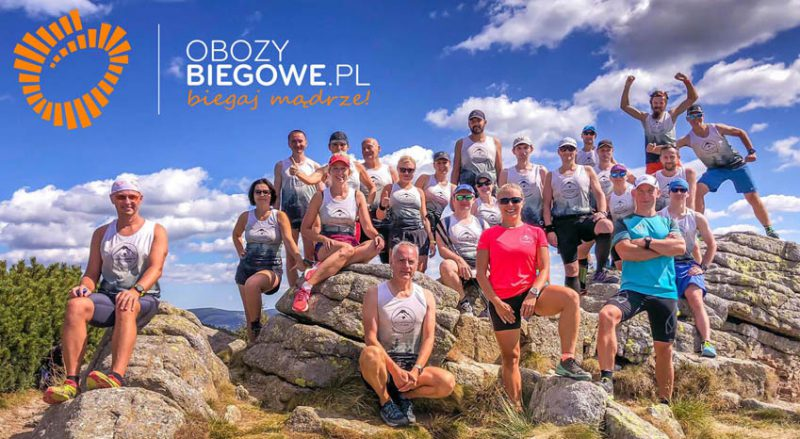 Obozy Biegowe Long Zdjęcie zespołu